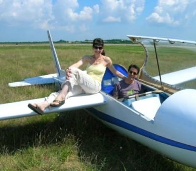 Glider fun