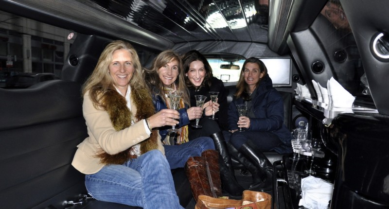 Payment Page - Girls day out VIP limo shopping experience