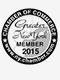 Contact us to book a tourChamber of commerce Member 2015