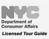 Contact us to book a tourNYC Department of consumer affairs