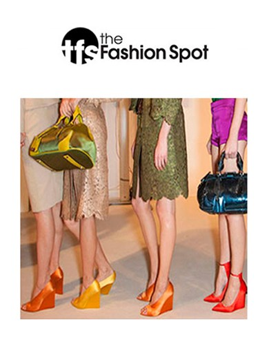 The Fashion Spot - The Fashion Spot