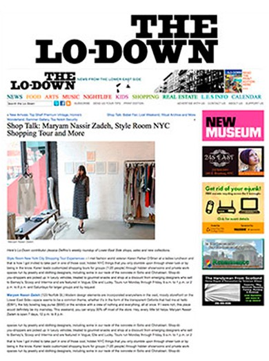 The Lo-Down June 2014 - The Lo-Down