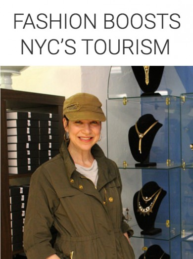 Fashion Boosts NYC Tourism - fashion-boosts-nyc-tourism